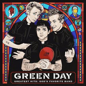 Green Day God's Favorite Band Album