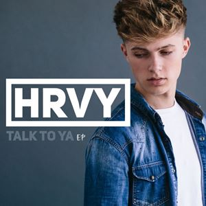 HRVY Talk to Ya Album