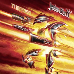 Judas Priest Firepower Album