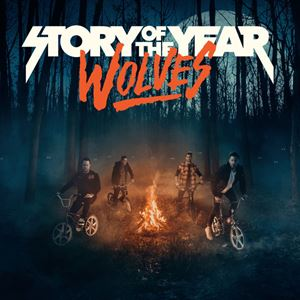 Story of the Year Wolves Album