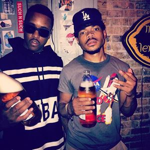 Jeremih & Chance The Rapper Are You Live Lyrics