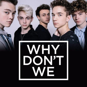 Why Don't We Kiss You This Christmas Lyrics