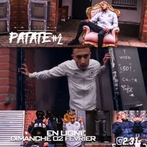 Krilino Patate #2 - Panamera Lyrics